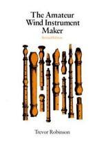 Amateur Wind Instrument-Rev (Paperback or Softback)