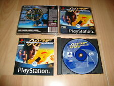 007 JAMES BOND EL MUNDO NUNCA ES SUFICIENTE PARA LA SONY PS1 USADO COMPLETO