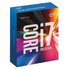 CPU y procesadores Intel sin sistema de refrigeración 4 núcleos