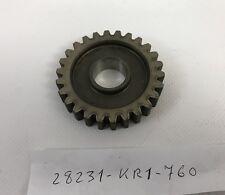 Ingranaggio folle - Gear Starter - Honda NS125F NOS: 28231-KR1-760