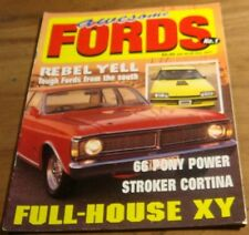 1996.AWESOME FORDS No.1.XY Fairmont.XC XB.XE.MUSTANG.EB V8.XW 351 GT FALCON.