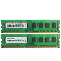 8GB 2x4GB PC3-10600 1333Mhz DDR3 240-PIN NON-ECC AMD AM3 AM3+ CPU Chipset Memory