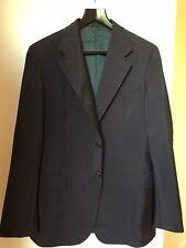 Prada suit Eu size 52R dark blue Made in Italy