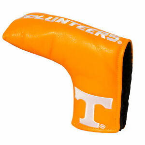 TENNESSEE VOLUNTEERS Team Golf Blade Putter Cover MAGNETIC CLOSE LICENSED