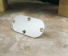 Drag Specialties Steel Primary Chain Inspection Cover Chrome for Harley fxst