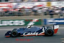 Jean-Pierre Jarier Candy Tyrell 009 British Grand Prix 1979 Photograph