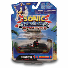 Sonic Pull-Back Race Car  Sonic All-Stars Racing Transformed Shadow The Hedgehog