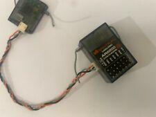 SPEKTRUM AR6200 2.4 GHZ  receiver - nitro or electric car rc car