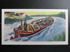 No.15 CANAL BARGE - Transport Through the Ages by Ewbanks Ltd 1957