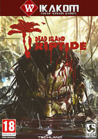 Dead Island: Riptide -Steam- Digital Download