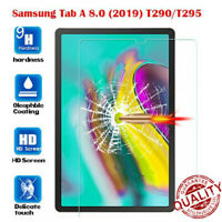 """For Samsung Galaxy Tab A 8.0"""" 2019 T290/T295 Tempered Glass Screen Protector US"""