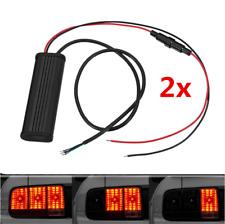 Universal 12V Sequentiell Laufeffekt Lampe Relais für Kfz Blinker Nachrüstsatz