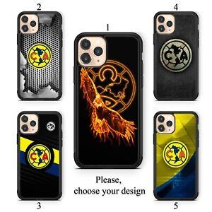 Club America case for iphone 11 12 XR Pro SE Max X XS 8 plus 7 6 TPU cover SN