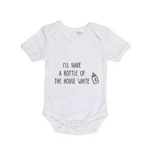 Funny Baby Bodysuit / Baby Shower Gift / Pregnancy Announcement / Baby Bodysuit