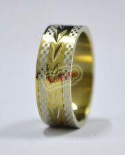 Anello Unisex Ring Uomo Donna Man Anel Woman Sex Regalo Strisce Racing Gift HC17