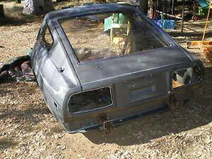 Nissan 280 ZX rear hatch. TURBO