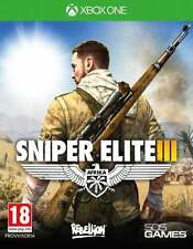 Sniper Elite 3 XBOXONE NUOVO ITA