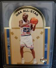 2003-04 Upper deck All star Die Cut Michael Jordan. HOT!