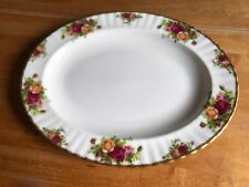 Royal Albert Old Country Roses PLATTER 1962 -England