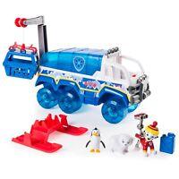 Licensed Paw Patrol Snow Rescue Arctic Terrain Vehicle Christmas Birthday Gift