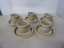 5 Rare Vintage St Francis Hotel San Francisco Demitasse? Cup & Saucer