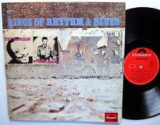 TINY BRADSHAW & WYNONIE HARRIS Kings of RHYTHM & BLUES VOL 1 Lp  Polydor