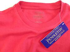 NEW Pendleton Red T-Shirt L Large $40