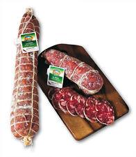Saucisson Le Rose Pur Porc 400g italienne aliments charcuterie typiques