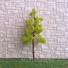 100 x N or Z scale Bright Green Model Trees Layout Scenery Trees #BG4316
