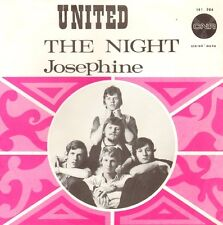 UNITED - The Night ( 1970 DUTCH GROUP / COVER ONLY / NO VINYL )