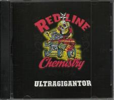 RED LINE CHEMISTRY Ultragigantor RARE RADIO MIX PROMO DJ CD Single Redline 2011