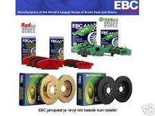 SAAB 900 1987 - 1993 EBC REAR BRAKE DISCS & PADS NEW