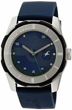 Fastrack Economy 3099SP05 2017 Analog Blue Dial Men's Watch