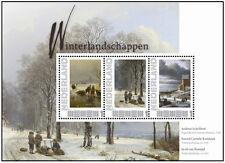 Postset ; Winterlandschappen uit de vier jaargetijden serie