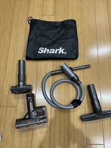 SHARK True PetMini Motorized Brush, Upholstery Tool, Dusting Brush, Detail kit