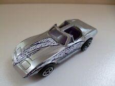 Chevrolet Corvette - Silver - 1979 - Matchbox - China