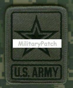 AMERICA'S Guerre Sur Terreur Armed Forces Bac à Sable Deployment Vêlkrö Od Patch