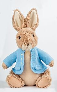 Beatrix Potter GUND Large Peter Rabbit Soft Toy NEW