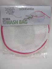 New Brabantia Bra Underwear Lingerie Washing Wash Laundry Bag White