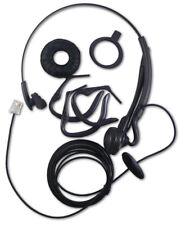 Plantronics 45647-04 Replacement Headset For T10, S10, T20