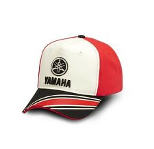 Official 2017 Yamaha REVS Kids Black/White/Red Morpho Baseball Cap
