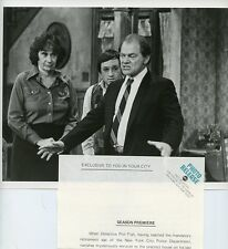 BARRY GORDON FLORENCE STANLEY GEORGE MURDOCK FISH TV SHOW 1977 ABC TV PHOTO