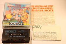 SPECTRUM 48K 128K +2 +3 GAME -- THE NEWZEALAND STORY -- BY OCEAN -- 1989