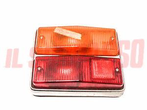 Right Side Rear Light Fiat 124 Sedan Last Type Original