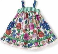 NIB Matilda Jane CAN DO ATTITUDE Dress Floral Girls Size 2 / Brilliant Daydream