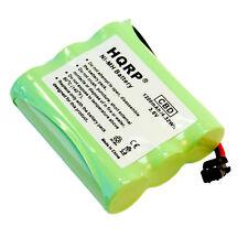 HQRP Phone Battery for Panasonic KX-TG2584 KX-TG2584S