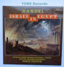 Zrg 817/8 - Handel-Israel en Egipto Preston inglés co-ex Doble Disco Lp