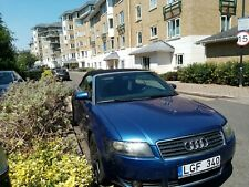 Left hand drive ,Audi A4 1.8 Turbo,Convertible ,Gas Converted