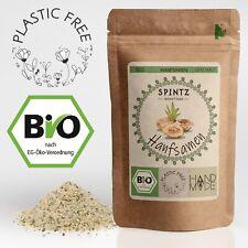 750g Bio Hanfsamen geschält - Hanf Samen, Hanfsaat | vegan hoher Eiweiß Anteil