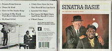CD - SINATRA - BASIE - AN HISTORIC MUSICAL FIRST - I ONLY HAVE EYES FOR YOU etc.